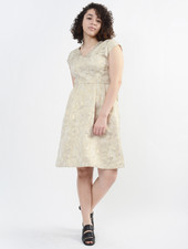Brocade Lady O Dress