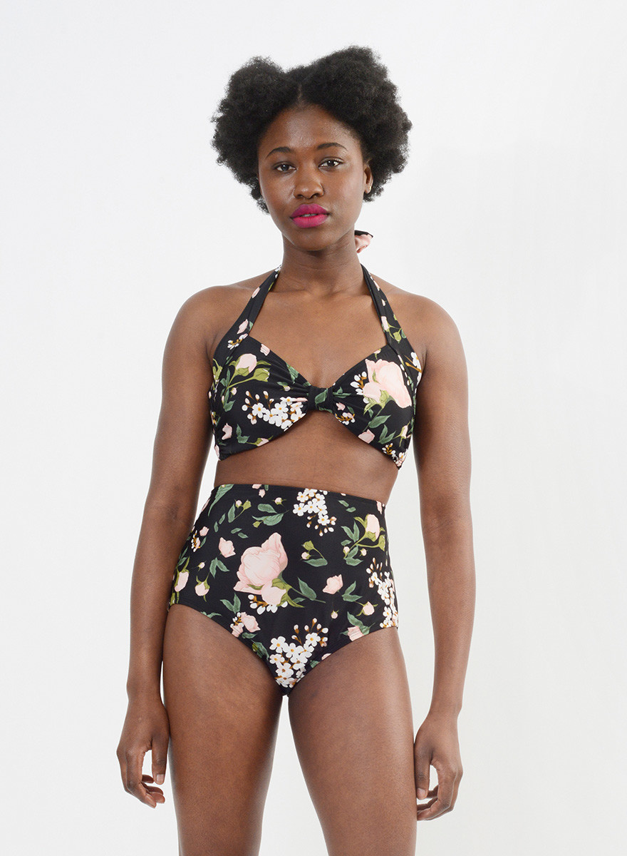Blossom Bikini Bottom