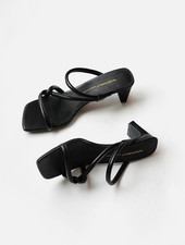 Intentionally__ Willow Cross Strap - Black