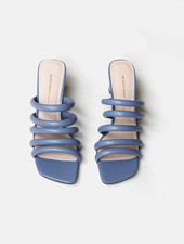 Intentionally__ Willow 3 Straight Strap - Periwinkle
