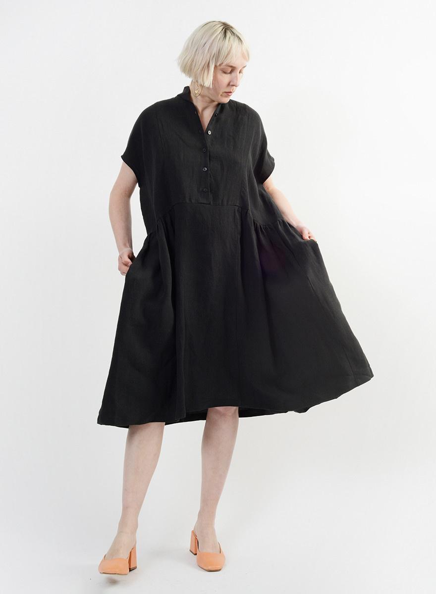 Cairo Dress- Black