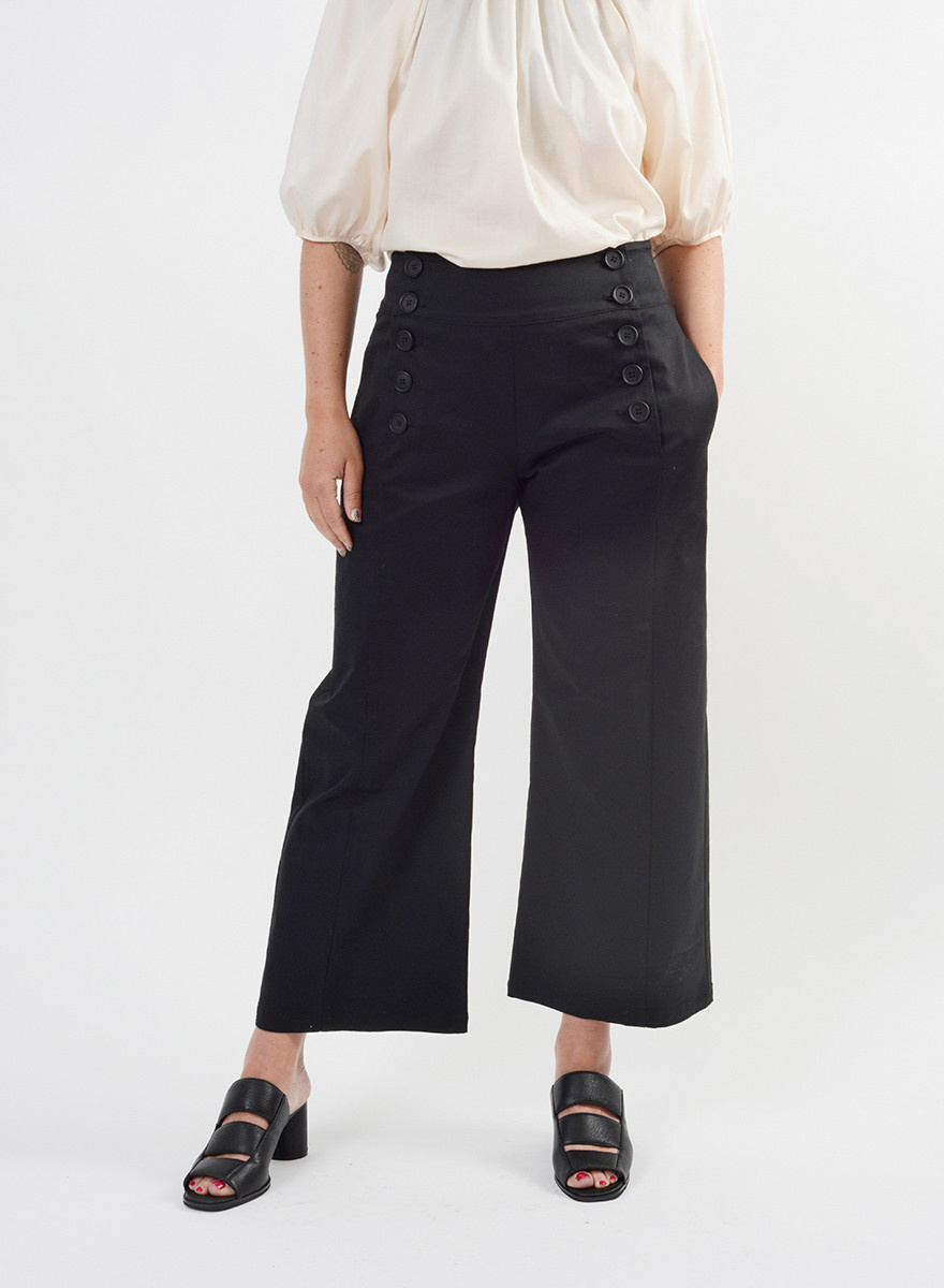 Sailor Pant - Black