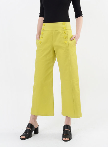 Sailor Pant - Citron