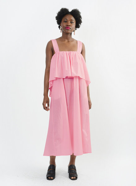 Mai Tai Dress - Flamingo