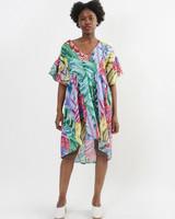 Hawaiian Dress - Tropical Palm