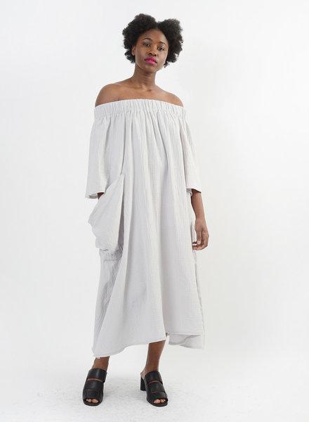 Elastic Dress - Silver