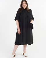 Elastic Dress - Black