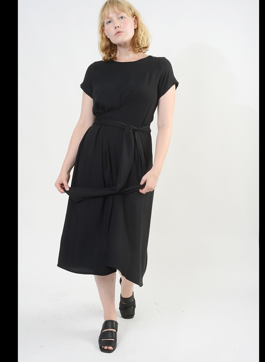 Moab Dress - Black