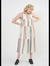 Stripe Margo Dress