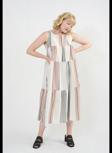 Stripe Margo Dress