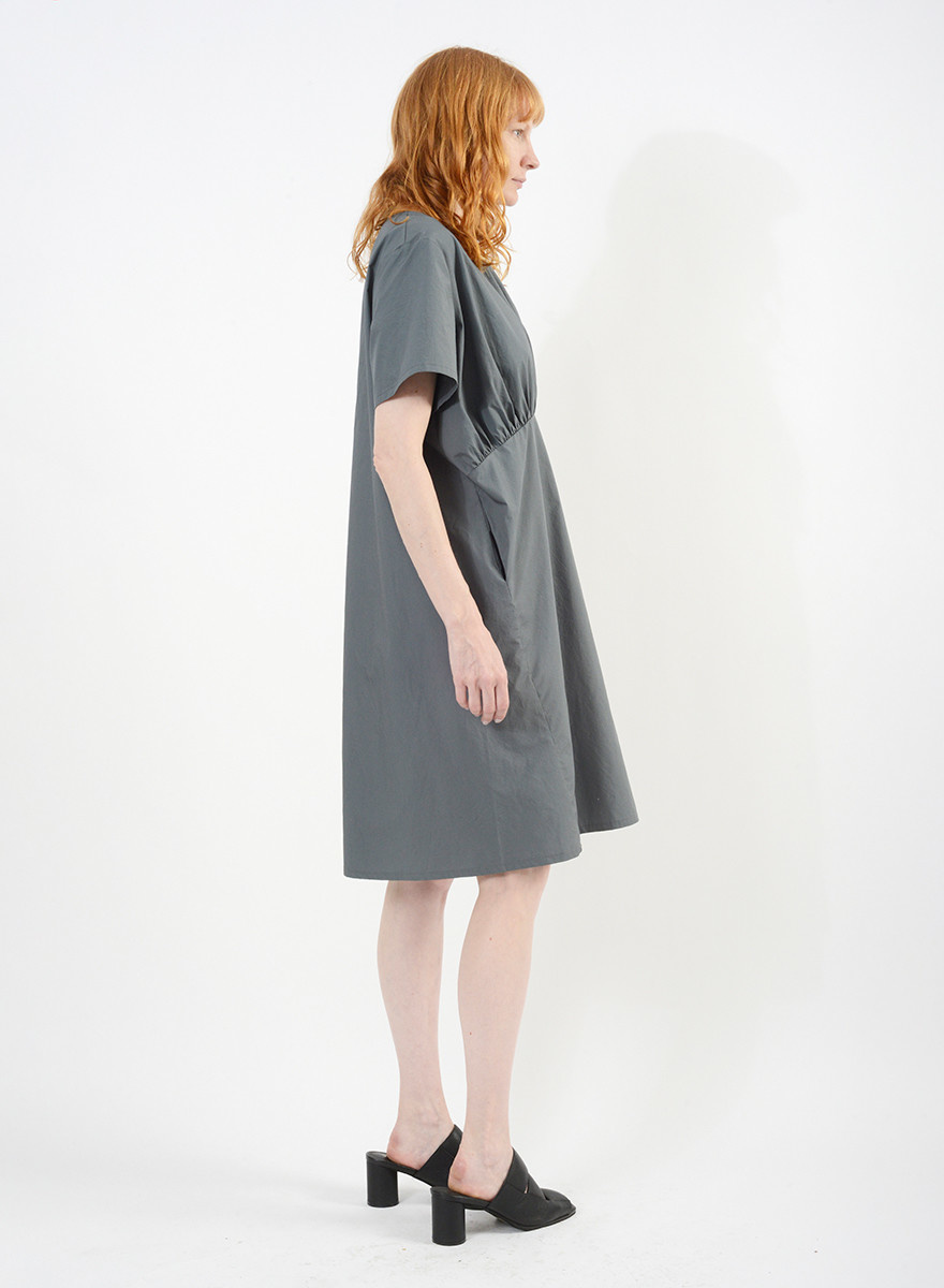 Nova Dress - Steel