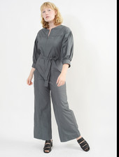 Nova Jumpsuit - Steel