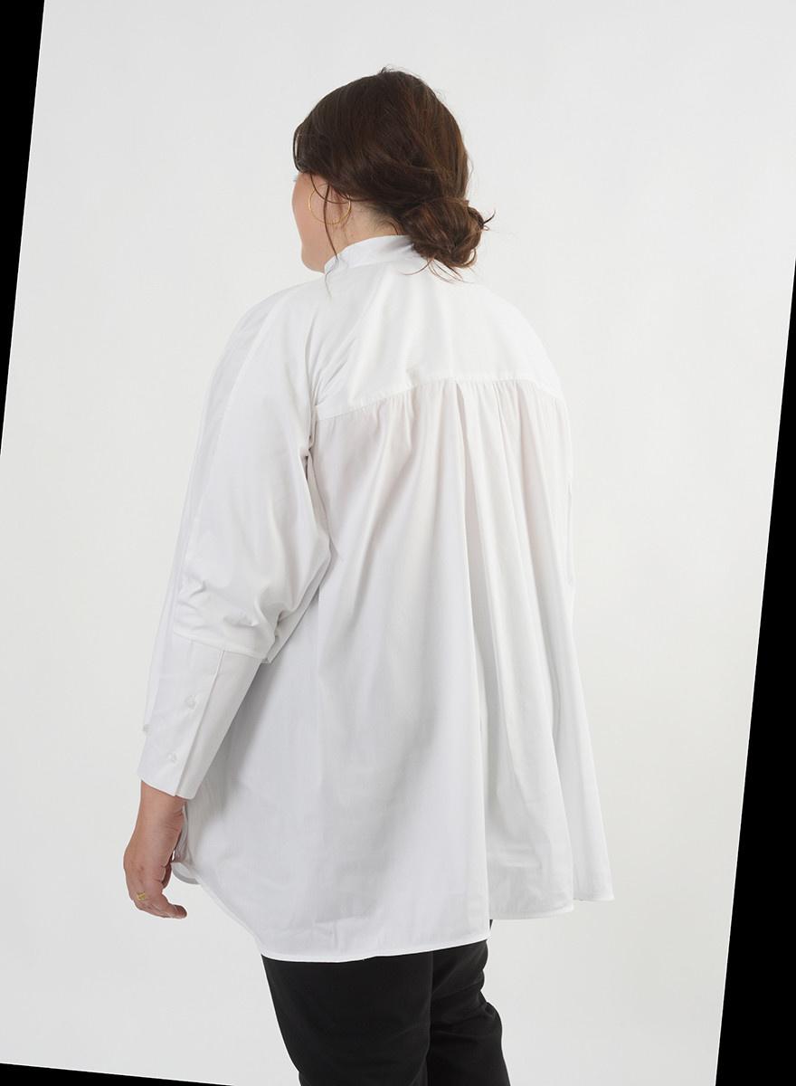 The Biggie Shirt - White