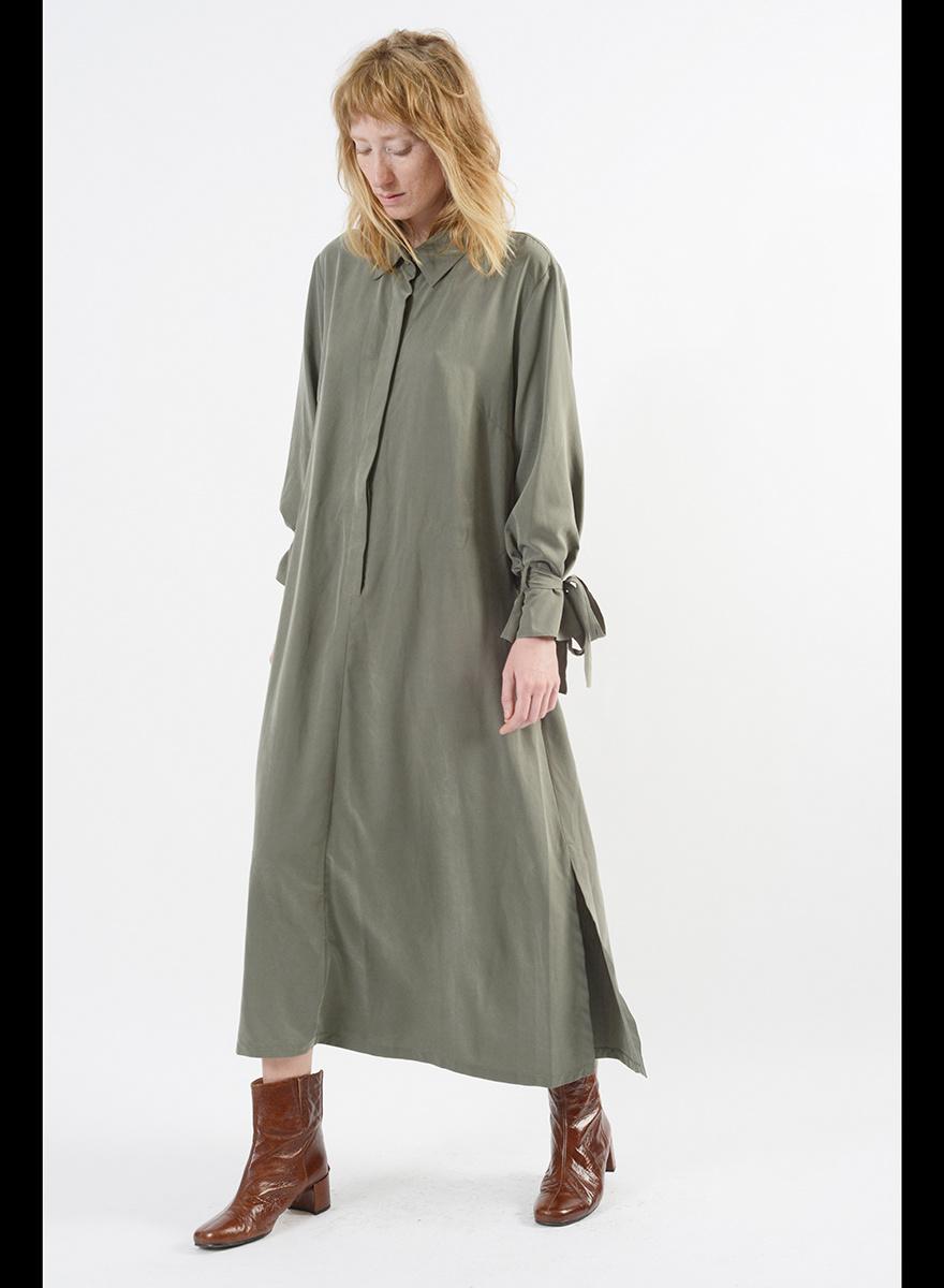 Boaker Dress - Sage