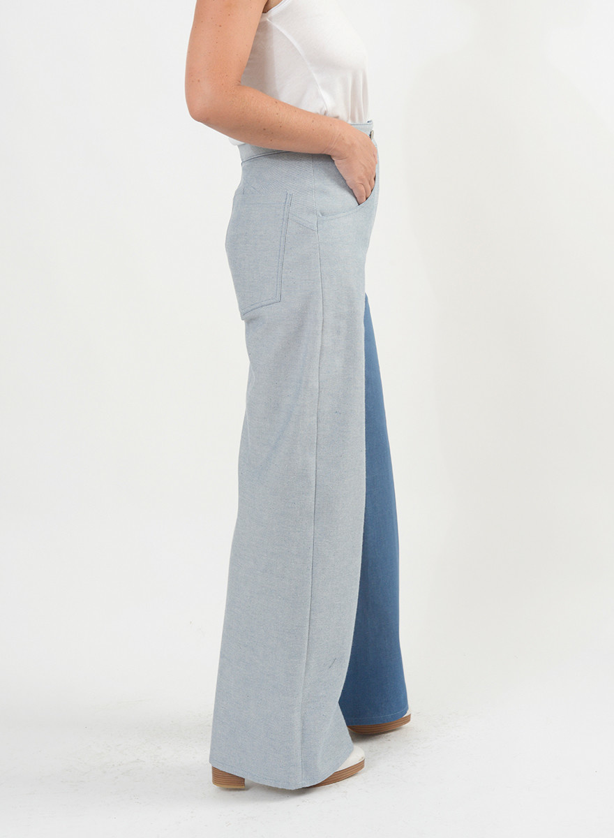 Dolly Jeans - Light Indigo