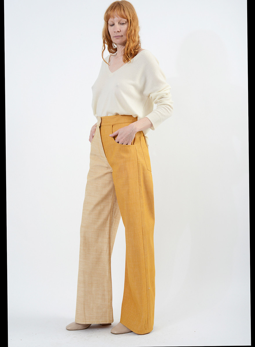 Dolly Jeans - Industrial Yellow