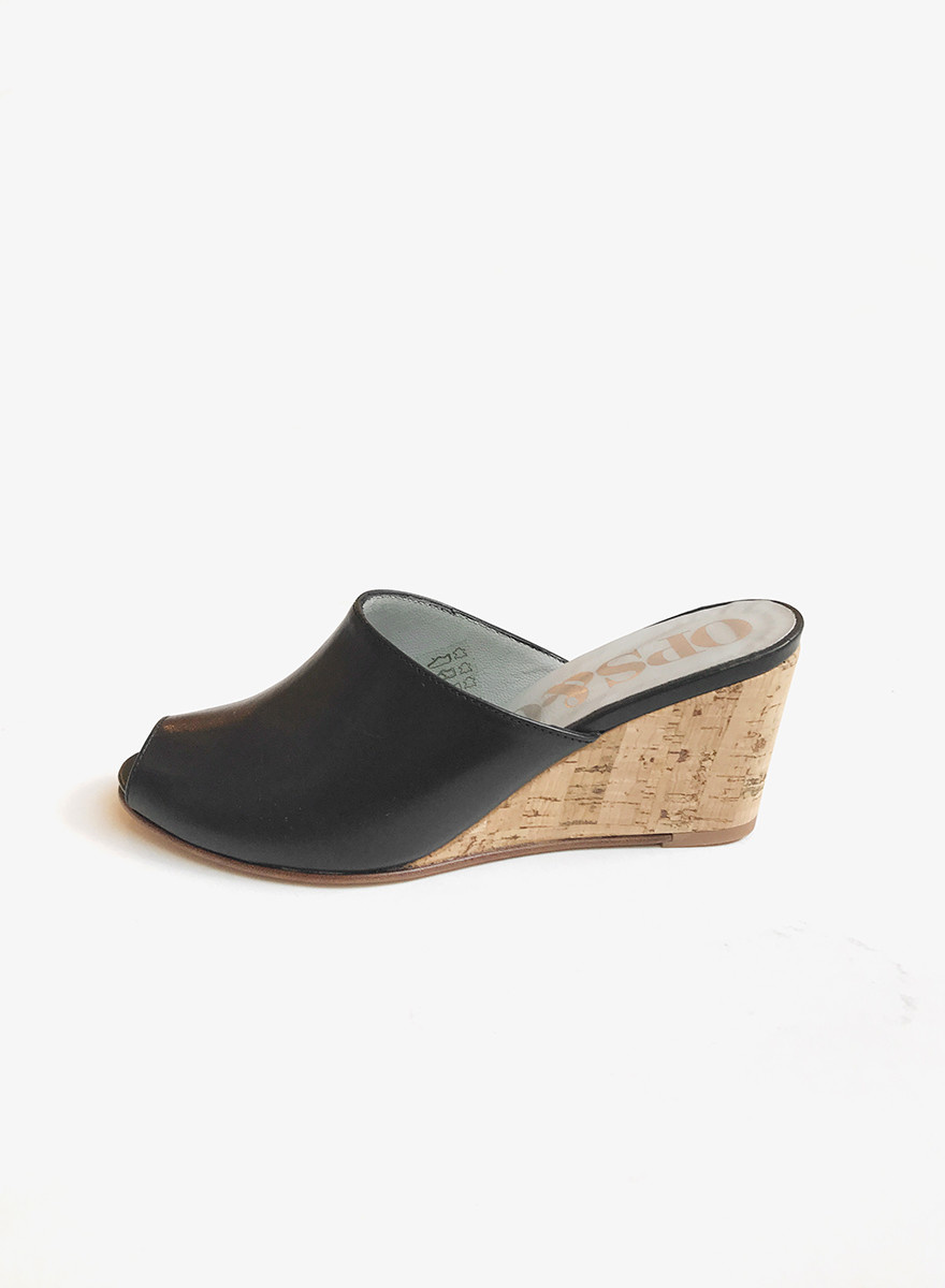 Ops Ops Wedge - Classic Black