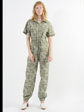 Camo Jumpsuit - Green Camo