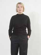 Batwing Shirt - Black