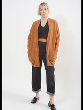 Cozy Cardigan - Pumpkin