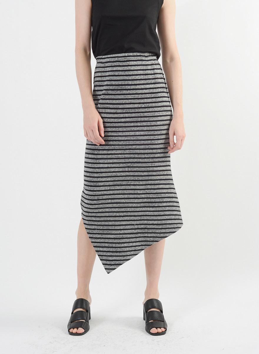 Stripe Jemison Skirt