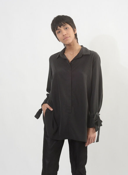 Boaker Top - Black