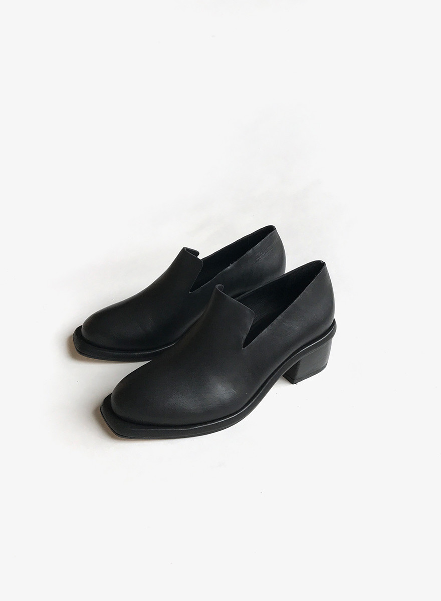Wal&Pai - Alta Heeled Loafer