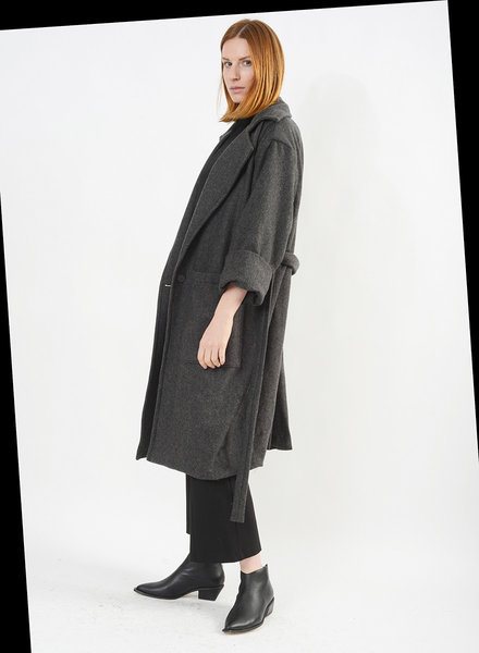 Sequel Coat - Charcoal
