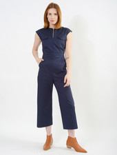 Form Jumpsuit - Navy