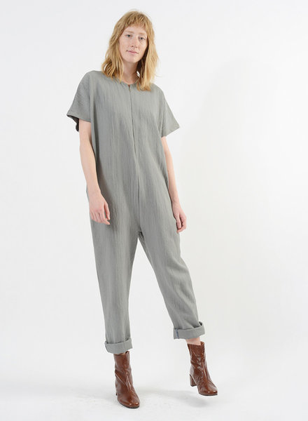 Diego Jumpsuit - Dove