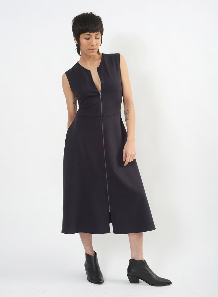 Recess Dress - Ink