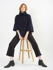 Juno Sweater - Peacoat