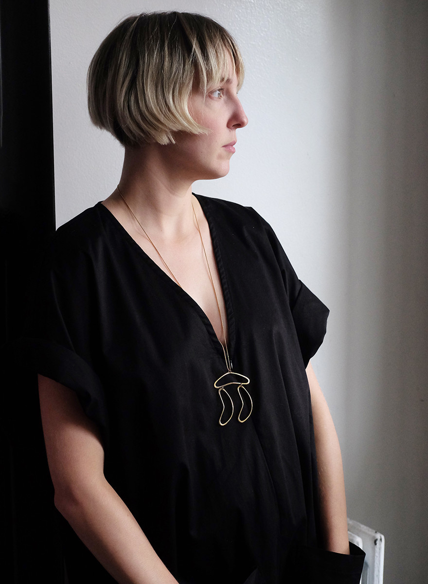 LGreenwalt - Melibe Necklace