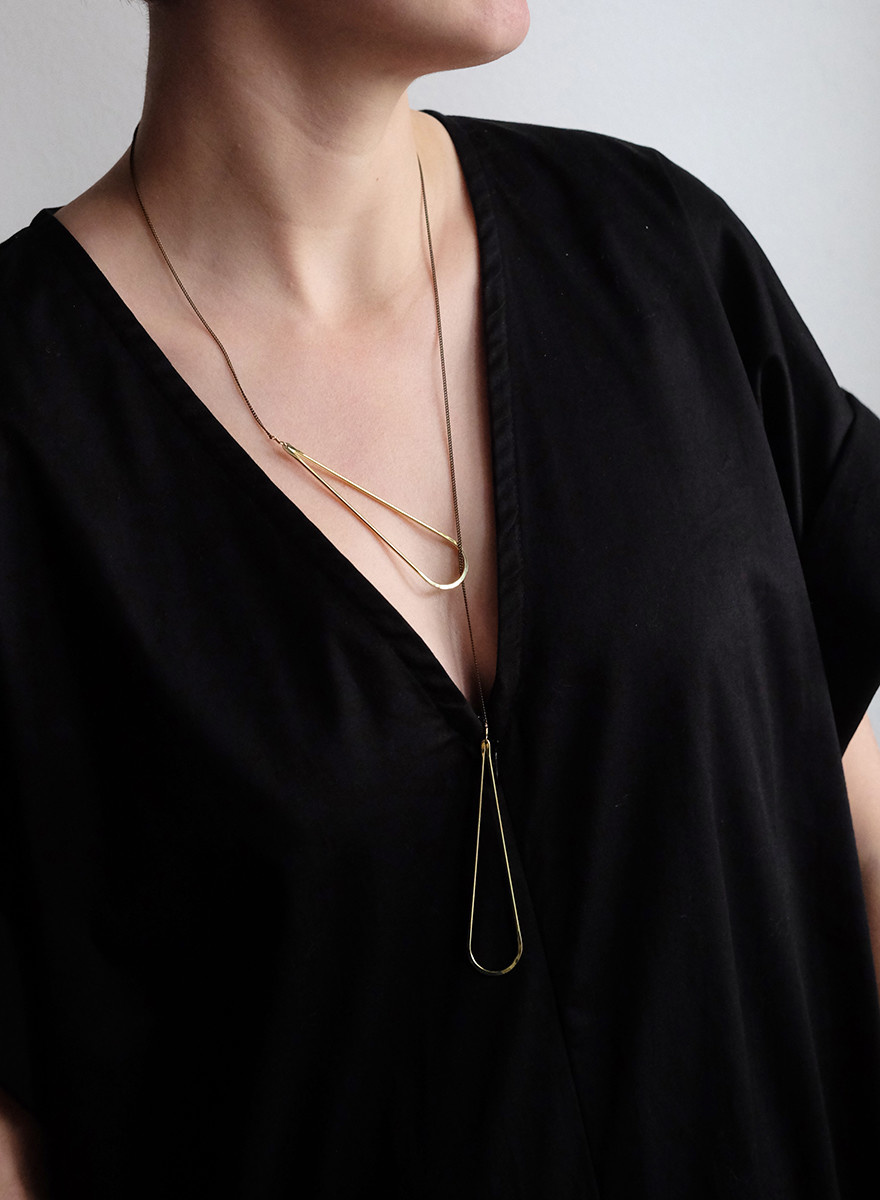 LGreenwalt - Balance Lariat Necklace