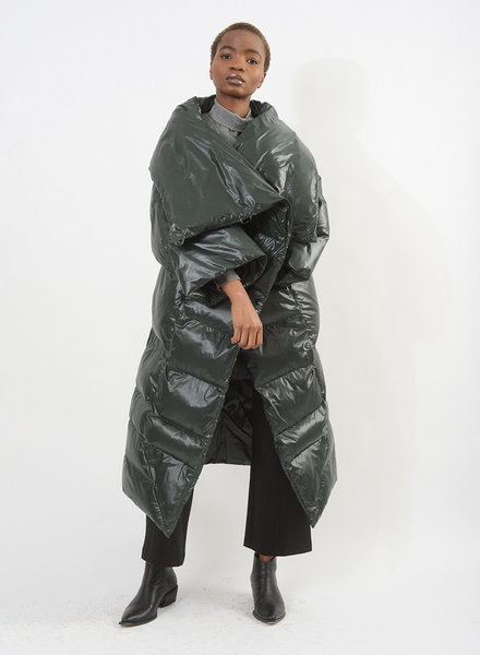 Puffer Coat - Deep Forest