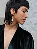 Soko Soko - Luo Dangle Earrings - Multi