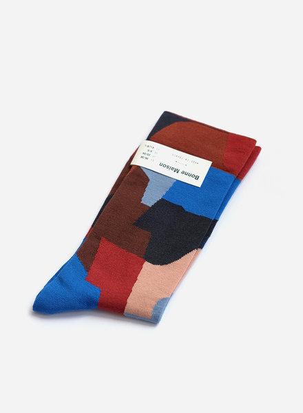 Bonne Maison Socks - Puzzle