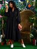 Barragan Dress - Black