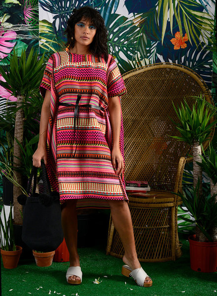 Frida Dress - Multi