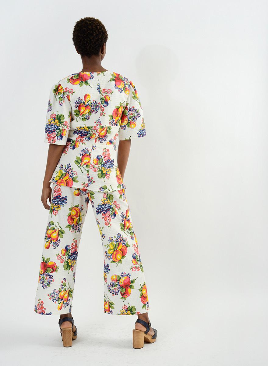 Fruit Pant - Fruit Print