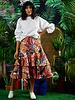 Toucan Skirt - Print