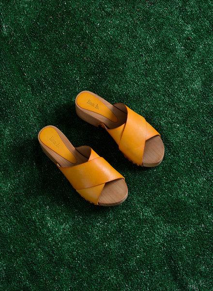 Lisa B. Criss Cross Low Heel - Mango