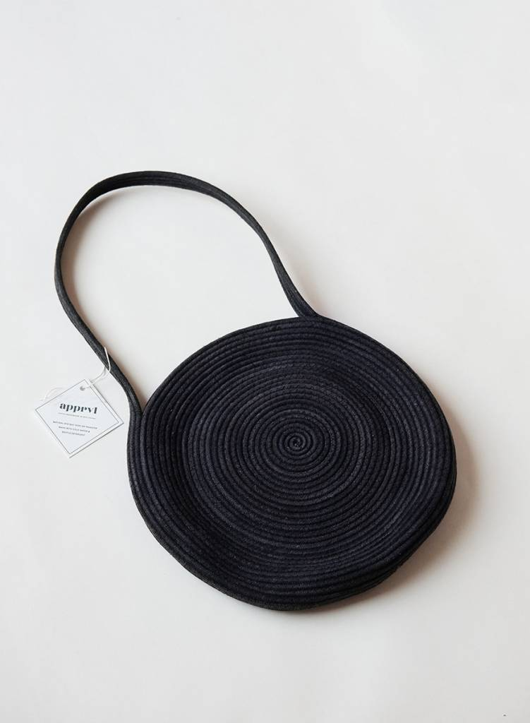 Apprvl Large Rope Tote- Midnight