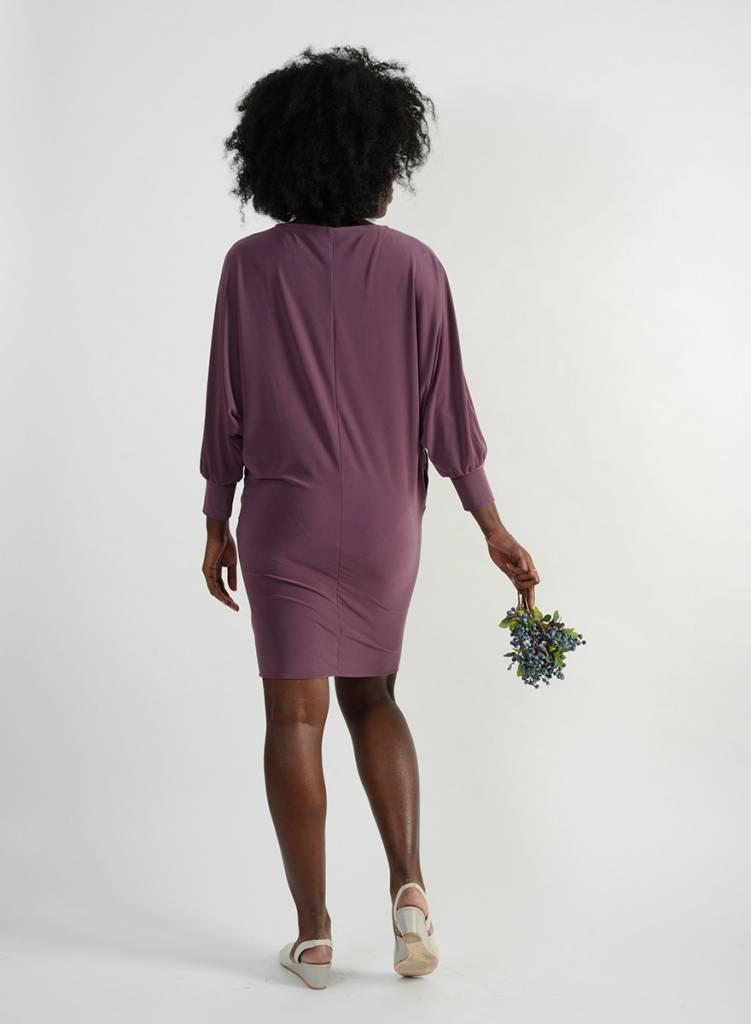 Manteau Dress - Wisteria