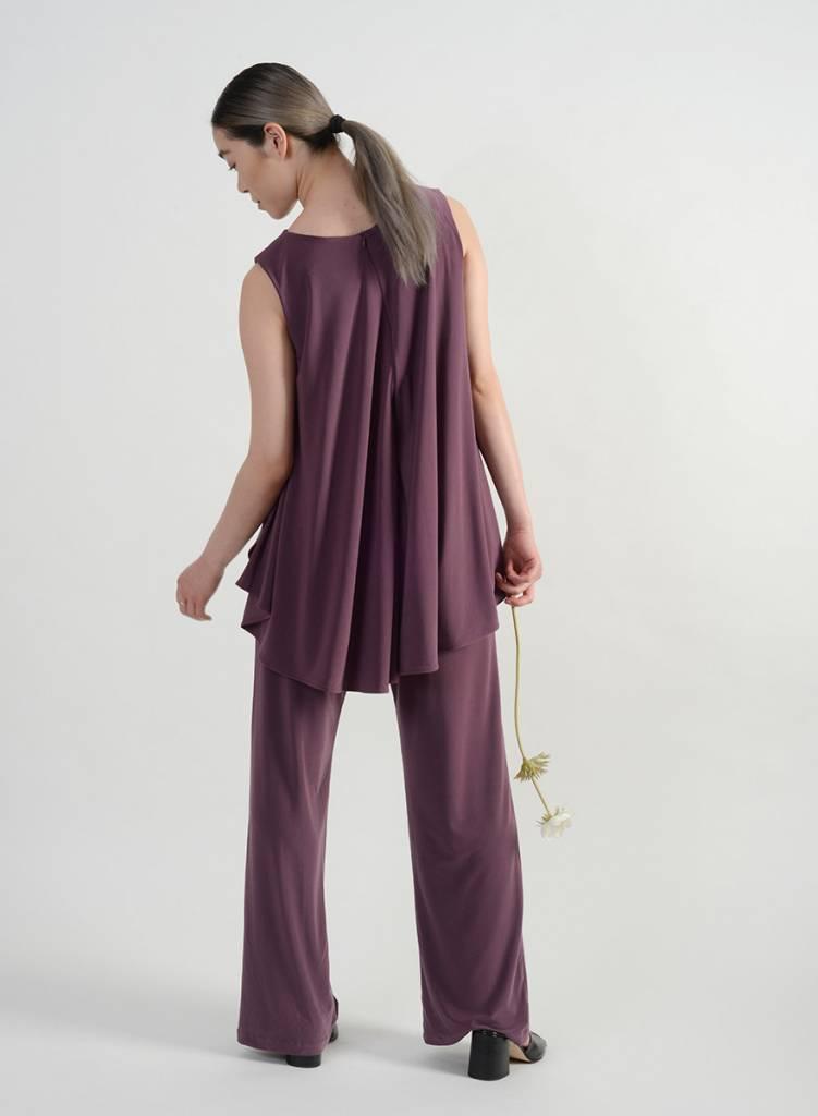 Salopette Jumpsuit - Wisteria