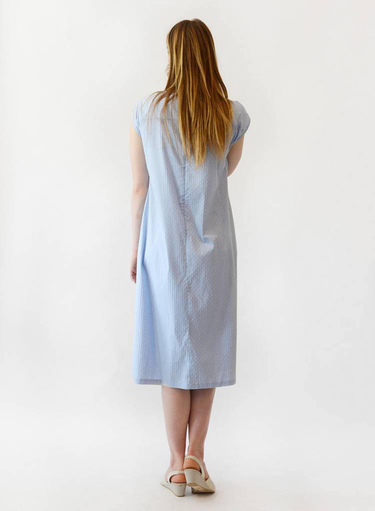 Bella Dress - Sky Blue