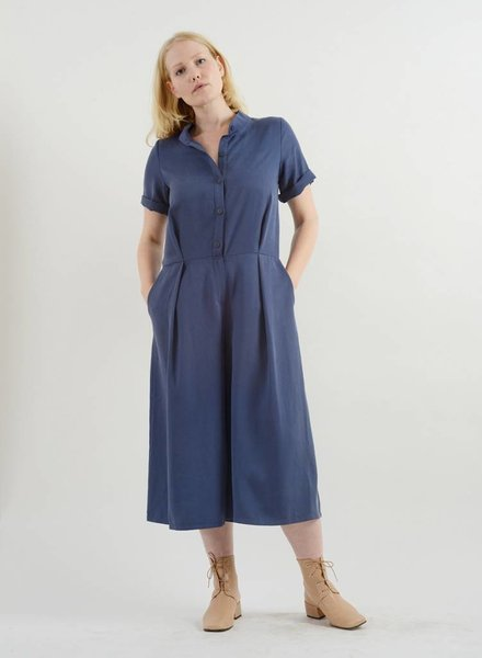 Searle Jumpsuit - Denim