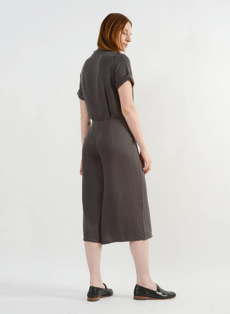 Searle Jumpsuit - Silver