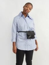 Wrap Belt Bag - Black