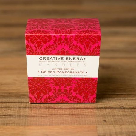 Creative Energy Spiced Pomegranate Large